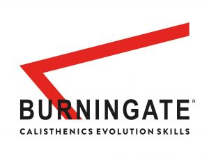 Burningate logo