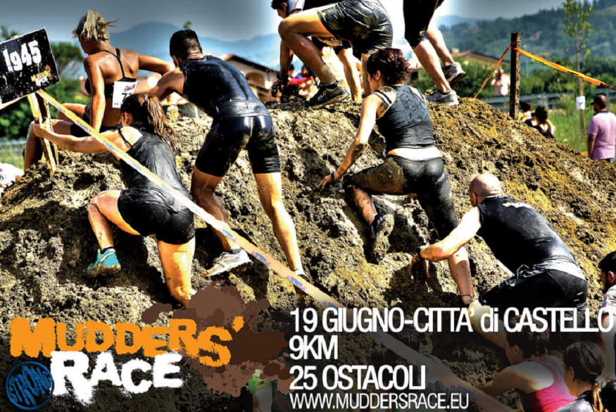 MUDDERS STRONG RACE 2016 - Evento Sportivo