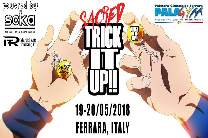 Sacred Trick It Up gathering 2018 - Evento Sporivo