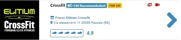 Elitium CROSSFIT
