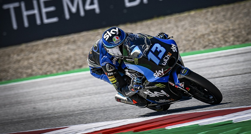 Intervista Celestino Vietti - Sky Racing Team VR46